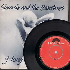 SIOUXSIE AND THE BANSHEES Hong Kong Garden 7 INCH VINYL UK Polydor 1978 • 45.02£
