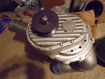 ford 302 supercharger