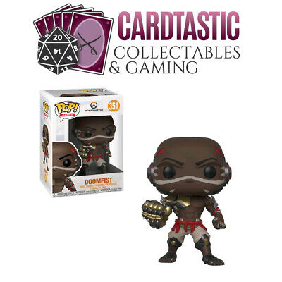 AU15.99 • Buy Overwatch Doomfist #351 - New Funko POP! Vinyl Figure