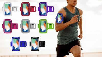 Sports Running Jogging Gym Armband Phone Holder For Sony • 5.99£