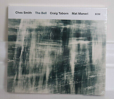 CHES SMITH - THE BELL - NEW CD - ECM - Craig Taborn Mat Maneri • 9.99£