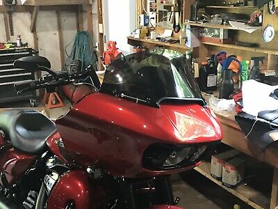 windvest windshield harley