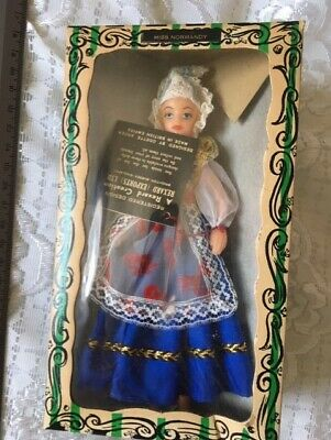 Vintage Rexard Doll Miss Normandy Boxed Circa 1960s • 12.50£