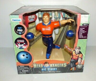 $40 • Buy NEW Head Bangers Big Strike The Ultimate Bowling Game By Funrise