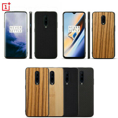 AU9.36 • Buy For OnePlus 7 Pro 6T 5T Shockproof Hybrid Wood Bamboo Pattern Phone Case Cover