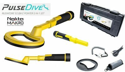 Nokta Makro Pulse Dive Scuba Detector & Pointer - Yellow • 179.95£