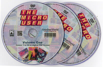 £3.99 • Buy THE MICRO USER MAGAZINE Full Collection On Disk (BBC Micro/Acorn Electron Games)