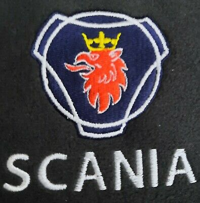 £21 • Buy SCANIA FLEECE SCANNY FLEECE Classic Full Zip HEAVY - *** QUALITY ***