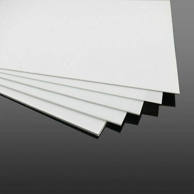 Black ABS Sheets Plastic Plate Board 200x250mm x 1//1.5//2//3//4//5mm For Craft DIY