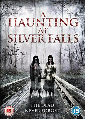 A Haunting At Silver Falls DVD 2015 • 4.50£