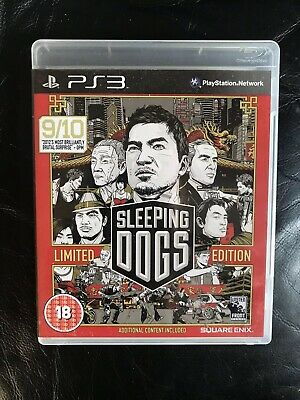 £5.75 • Buy Sleeping Dogs - Limited Edition - Playstation 3.