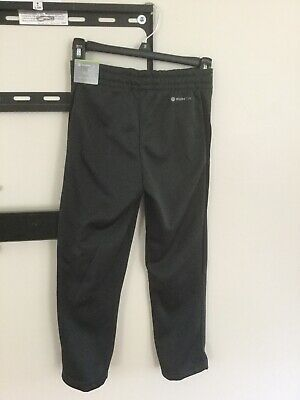 $7 • Buy NWT Boys Warmtek Tek Gear Performance Fleece Pants Size Small (8)