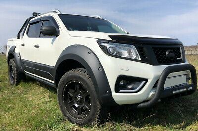 Fender Flare Wheel Arch Extensions For Nissan Navara NP300 With Add Blue • 426£