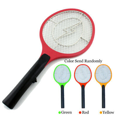 AU14.99 • Buy Cordless Bug Zapper Mosquito Insect Electric Fly Swatter Racket