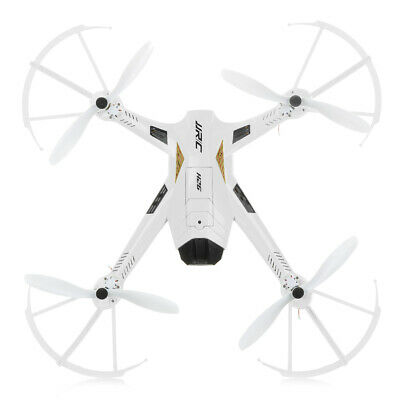 AU136.99 • Buy R/C Gyro H26D Quadcopter Drone HD Tumble & Camera White For JJRC
