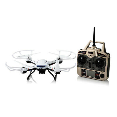 AU112.99 • Buy 6-Axis Drone Camera Gyro RC 5.0MP Quadcopter Fly UFO 2.4Ghz White For JJRC