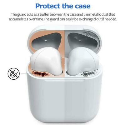 $ CDN2.53 • Buy 2x Metal Dust Guard Protective Film Sticker Cover For Airpods Accessories