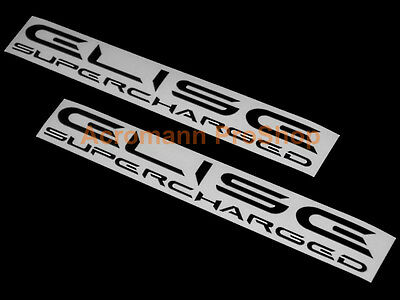 $ CDN23.60 • Buy 2x 8.5 21.6cm Elise Supercharged Decal Sticker Lotus SC S R Sport Cup 111R S1 S2