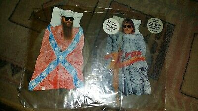 ZZ TOP Inter Connecting Picture Disc • 45£