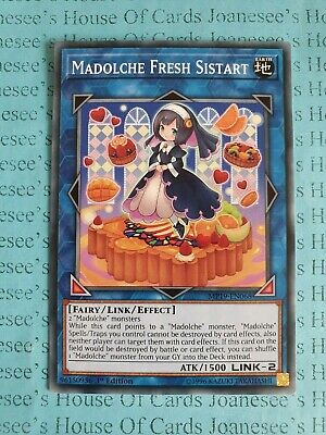 Madolche Fresh Sistart MP19-EN068 Common Yu-Gi-Oh Card 1st Edition New • 0.99£