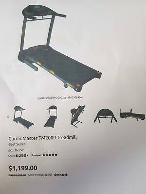 AU1000 • Buy Treadmill Brand New Unwanted Gift