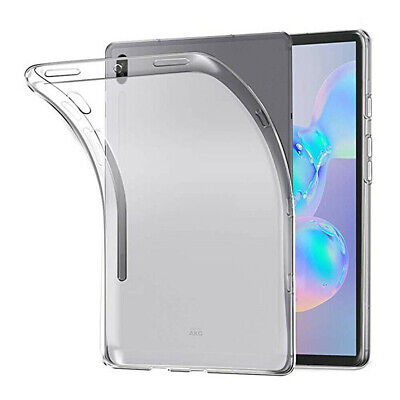 AU13.99 • Buy For Samsung Galaxy Tab S6 10.5  T860 T865 Tablet Clear PU Shockproof Case Cover