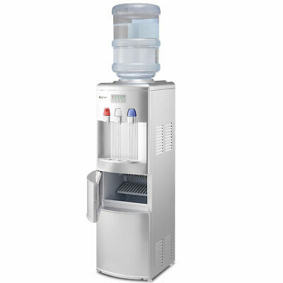 $359.95 • Buy Top Loading Water Dispenser W/ Built-In Ice Maker Machine Hot Cold Room Water