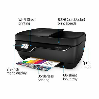 View Details HP OfficeJet HP3833 All-in-One Printer • 69.99$