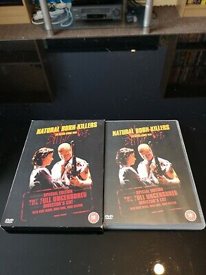 Natural Born Killers (DVD, 2003, Director's Cut) • 1.20£