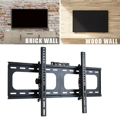 £15.92 • Buy UNHO TV Wall Bracket Fixed Tilting For Large 32-75  Inch LG Samsung Flat Screen