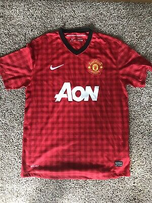 low priced d3b76 57e49 manchester united shirt 2013