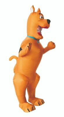Rubies Scooby Doo Inflatable Cartoons Dog Adult Unisex Halloween Costume 700731 • 66.85£