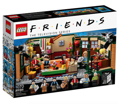 $119 • Buy LEGO Ideas 21319 Friends Central Perk Television Series IN STOCK * FREE SHIPPING