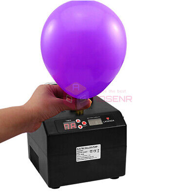£113.27 • Buy Portable Twisting Modeling Electric Balloon Pump Balloon Inflator Air Blower