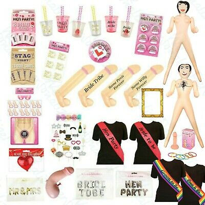 £2.49 • Buy HEN PARTY NIGHT DO ACCESSORIES Games, Sash, Shot Glass, Photo Props, Dare Cards