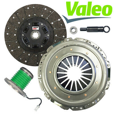 $153.54 • Buy STAGE 2 CLUTCH KIT W VALEO PP & SLAVE CYL Fits 2005-2010 FORD MUSTANG GT 4.6L V8