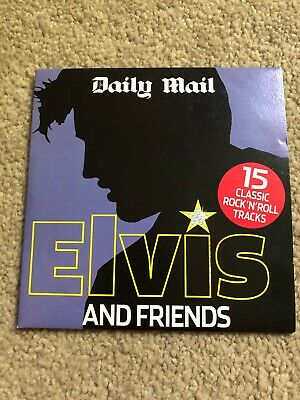 £1.95 • Buy Elvis And Friends. 15 Track Daily Mail Promo Cd