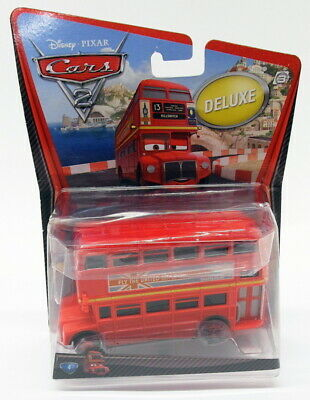$ CDN84.99 • Buy Mattel Disney Pixar Cars 2 Deluxe Diecast V2847 - Double Decker Bus