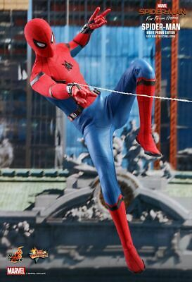 $ CDN508.64 • Buy Hot Toys Spider-man Spiderman (Movie Promo Edition) 1/6 Scale Figure MMS535