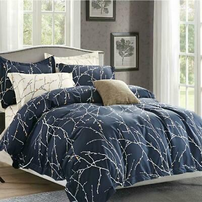 AU48 • Buy All Size Bed Ultra Soft Quilt Duvet Doona Cover Set Bedding Pillowcase Seasonal