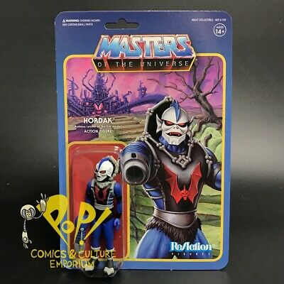 "$18 • Buy MASTERS Of The Universe HORDAK 3.75"" Scale Reaction Retro ACTION FIGURE Super 7"