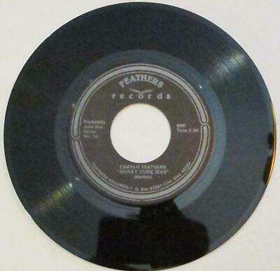 £7.31 • Buy Charlie Feathers - Honky Tonk Man  7  NM- Rockabilly Old Stock