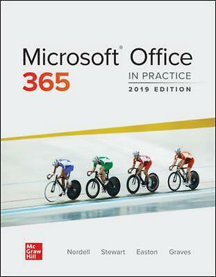 AU420.69 • Buy Microsoft Office 365: In Practice, 2019 Edition By Randy Nordell (English) Spira