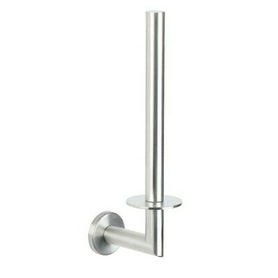 New Urban Steel Bathroom Double Spare Toilet Roll Holder In Stainless Steel • 39.95£