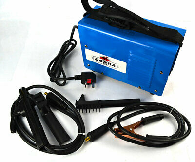 AC 230V Inverter Wire Welder Portable Gasless Welding Machine  Workshop Kit 180a • 135.77£