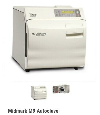 $3195 • Buy Midmark M9 Ultraclave Autoclave