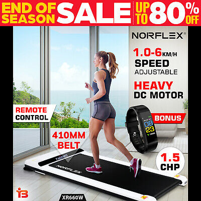 AU299 • Buy NORFLEX Electric Walking Treadmill Home Office Exercise Machine Fitness W