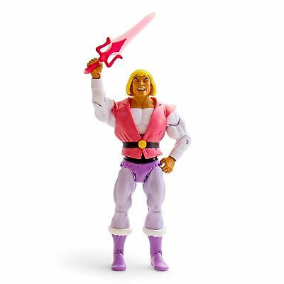 $59.99 • Buy He-Man Masters Of The Universe Laughing Prince Adam Super7 SDCC 2018 Exclusive