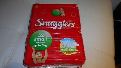 AU18 • Buy Snuggler /huggies Nappies. Postage Sydney Metro Free.