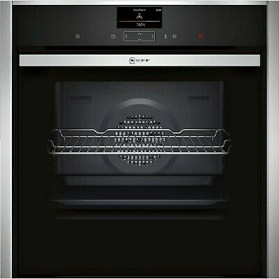 £836.99 • Buy Neff N90 Slide & Hide 13 Function Touch Control Single Oven With Home Connect -